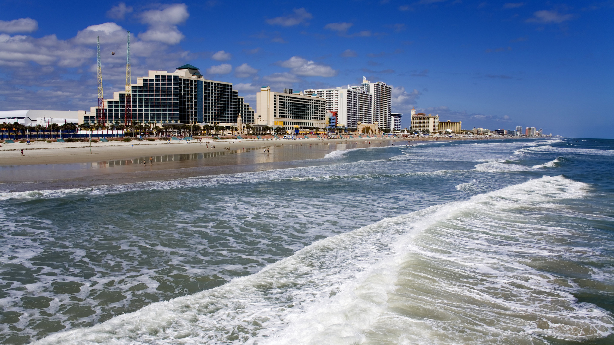 Florida for fall? LAX to Daytona for $251, all fees and taxes included