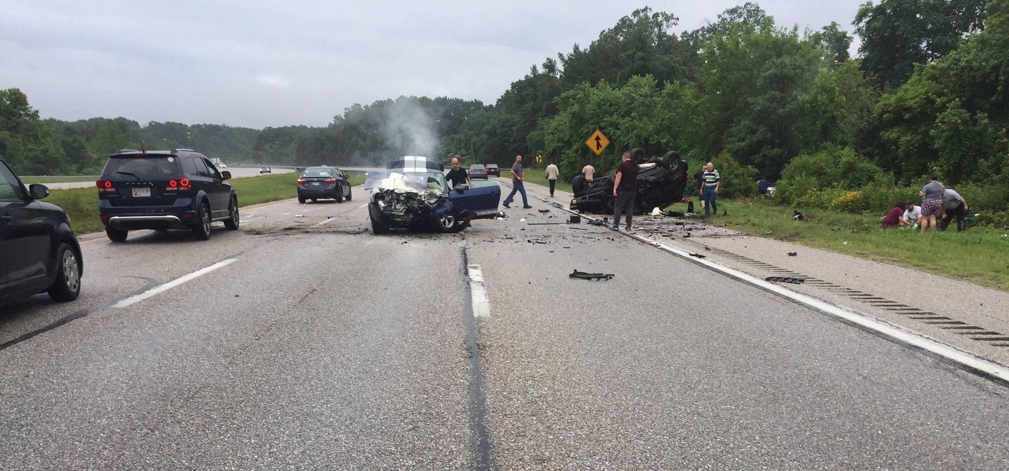 3 seriously injured in glen burnie crash baltimore sun for Department of motor vehicles glen burnie