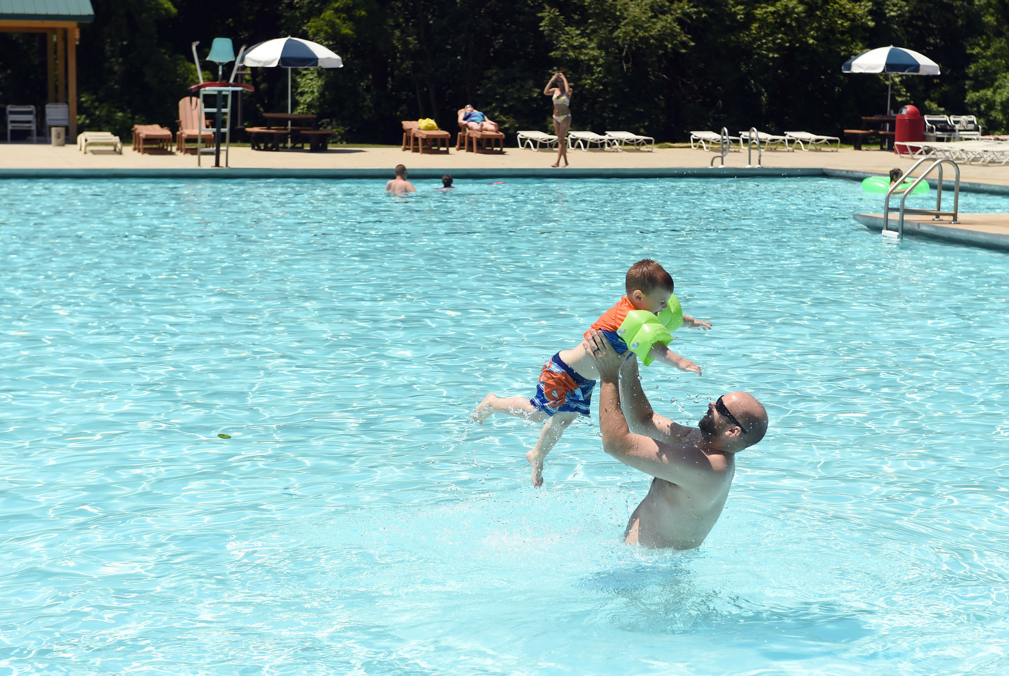 10 Ways To Beat The Heat In Harford County This Summer