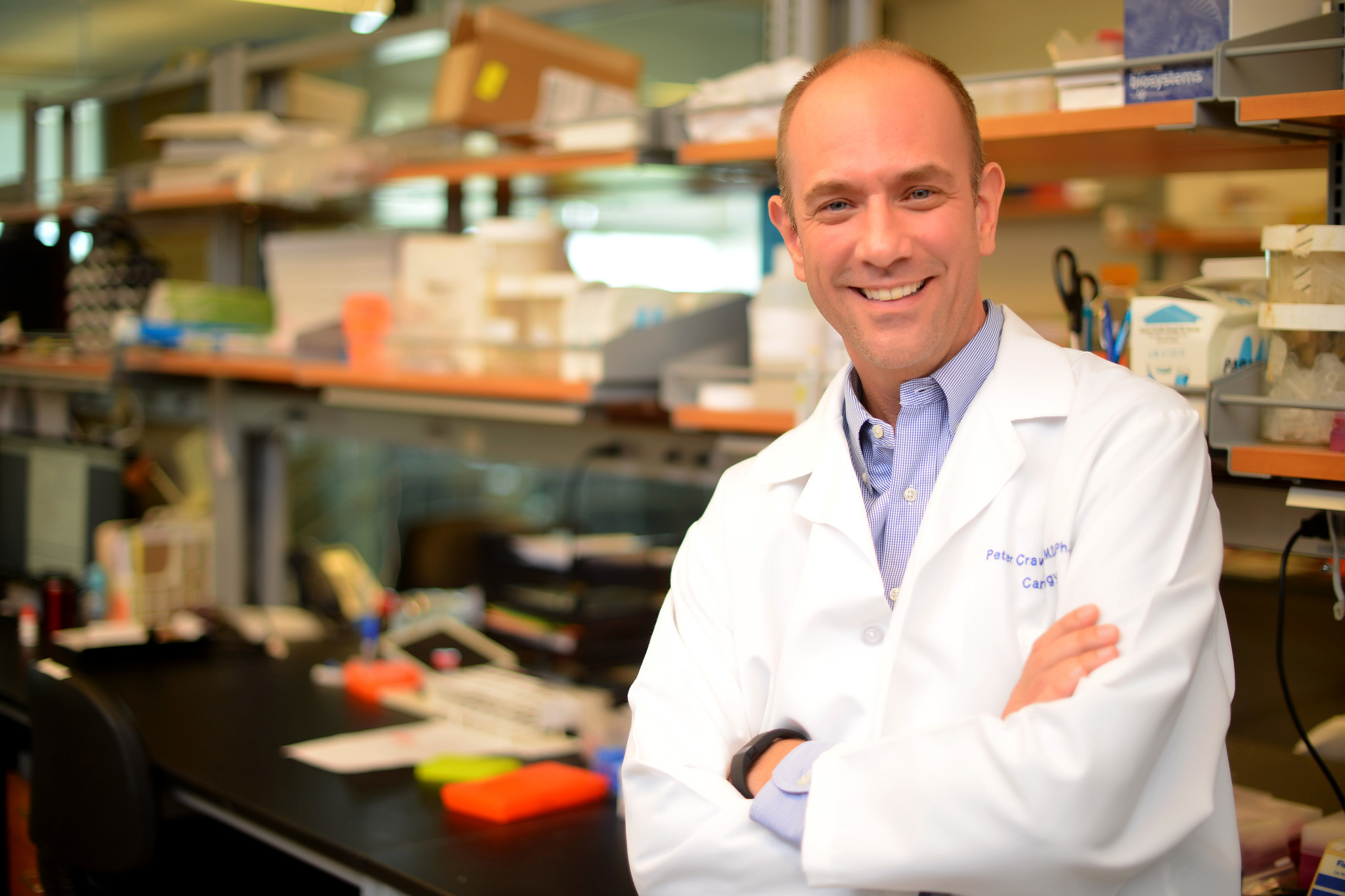 Orlando researcher seeks clues to dangerous fatty liver disease