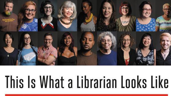 Librarians, librarians, librarians!