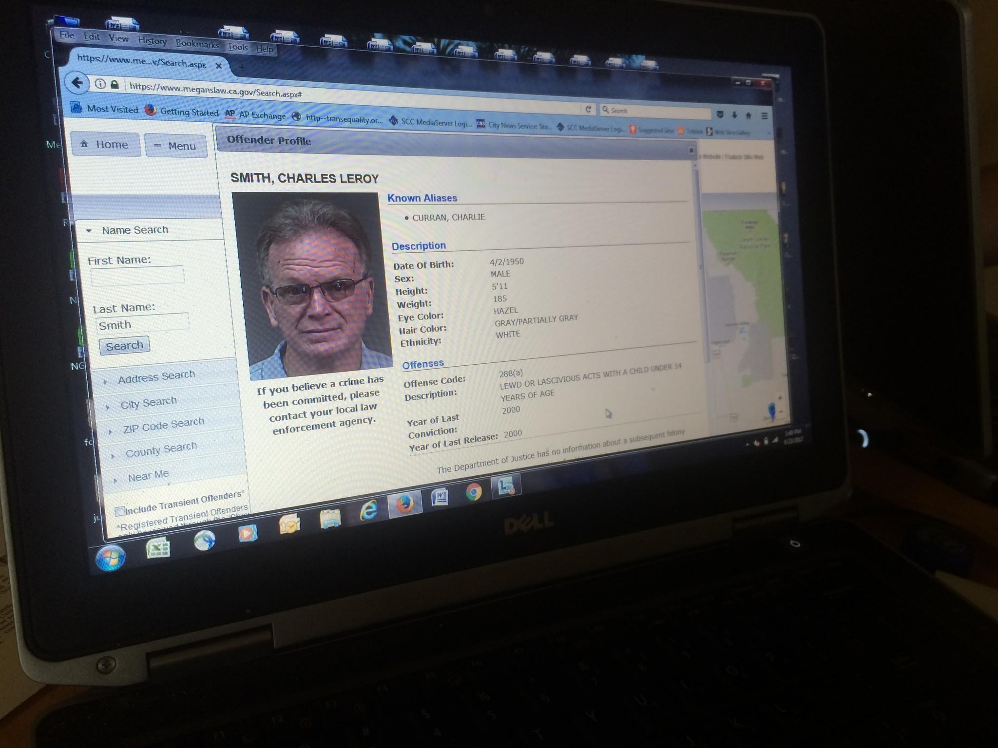 43745 nombres en el nuevo registro de delincuentes se