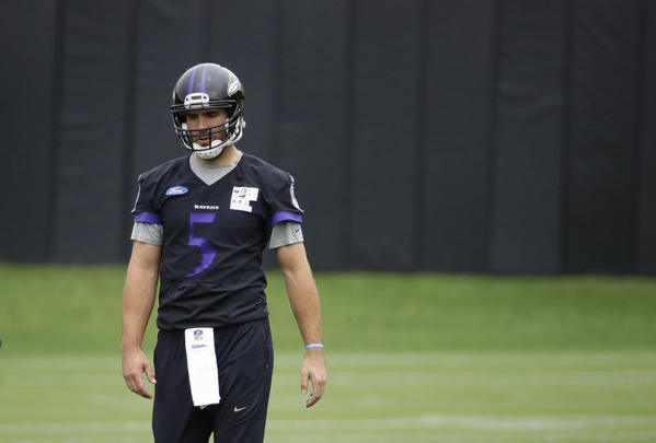 Looking at where Ravens QB Joe Flacco's contract stands after Derek Carr's big deal