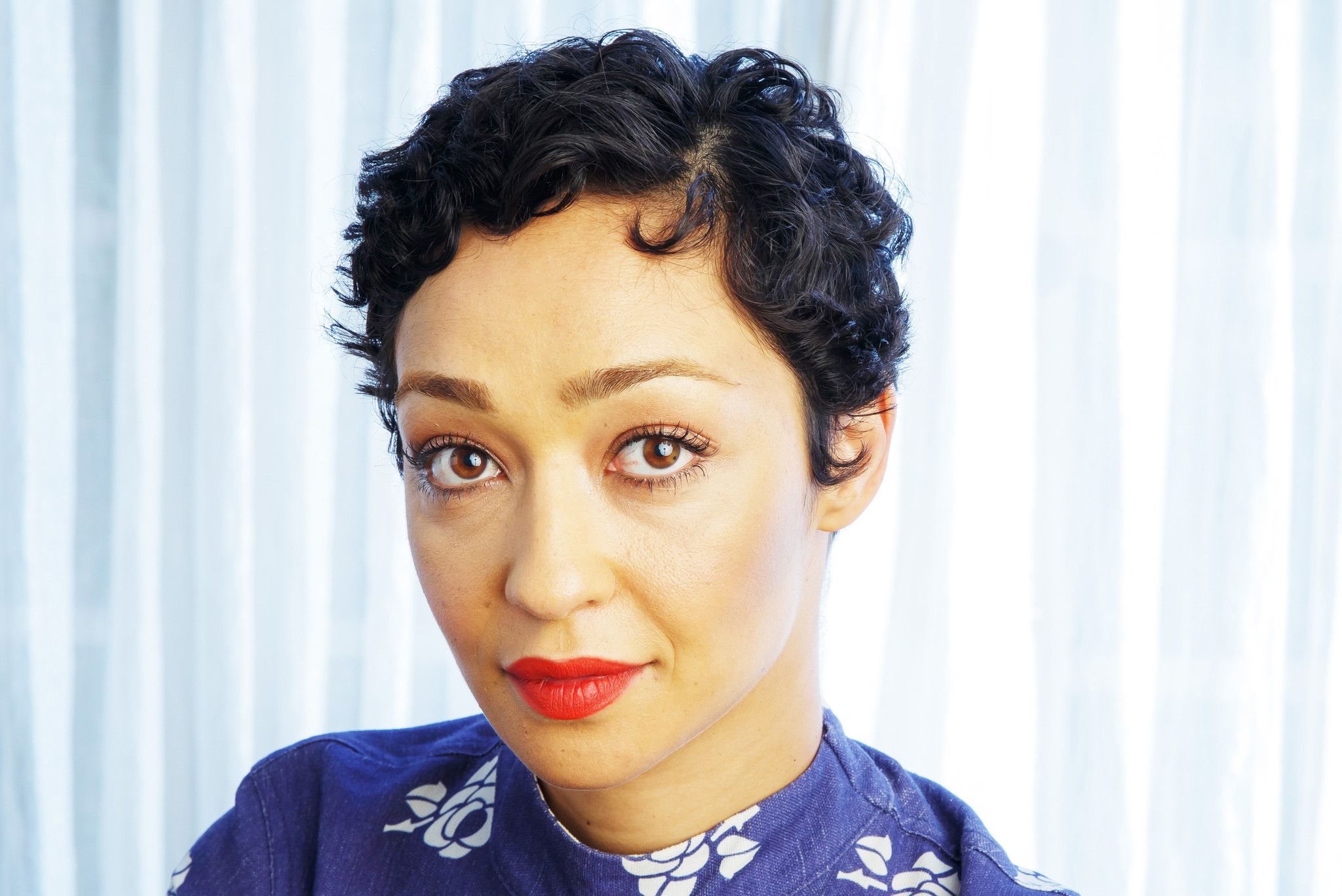 Ruth Negga stands tall in the year of 'Preacher,' 'Loving' and an Oscar nom