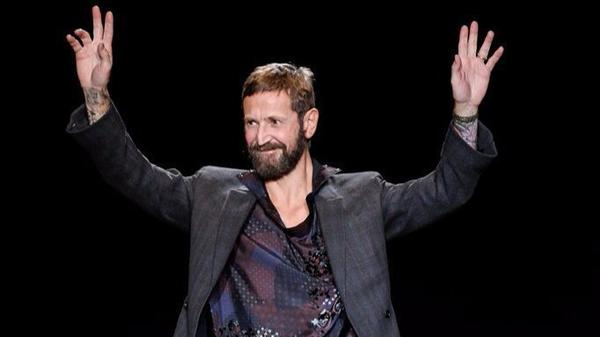 Stefano Pilati debuts test fashion collection on Instagram