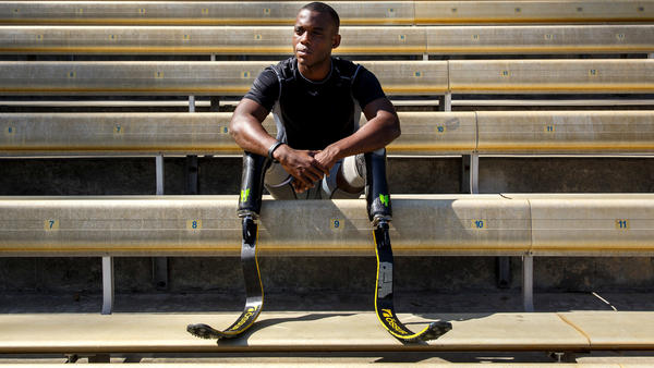Paralympian Blake Leeper reaches 400-meter semifinals at U.S. outdoor championships