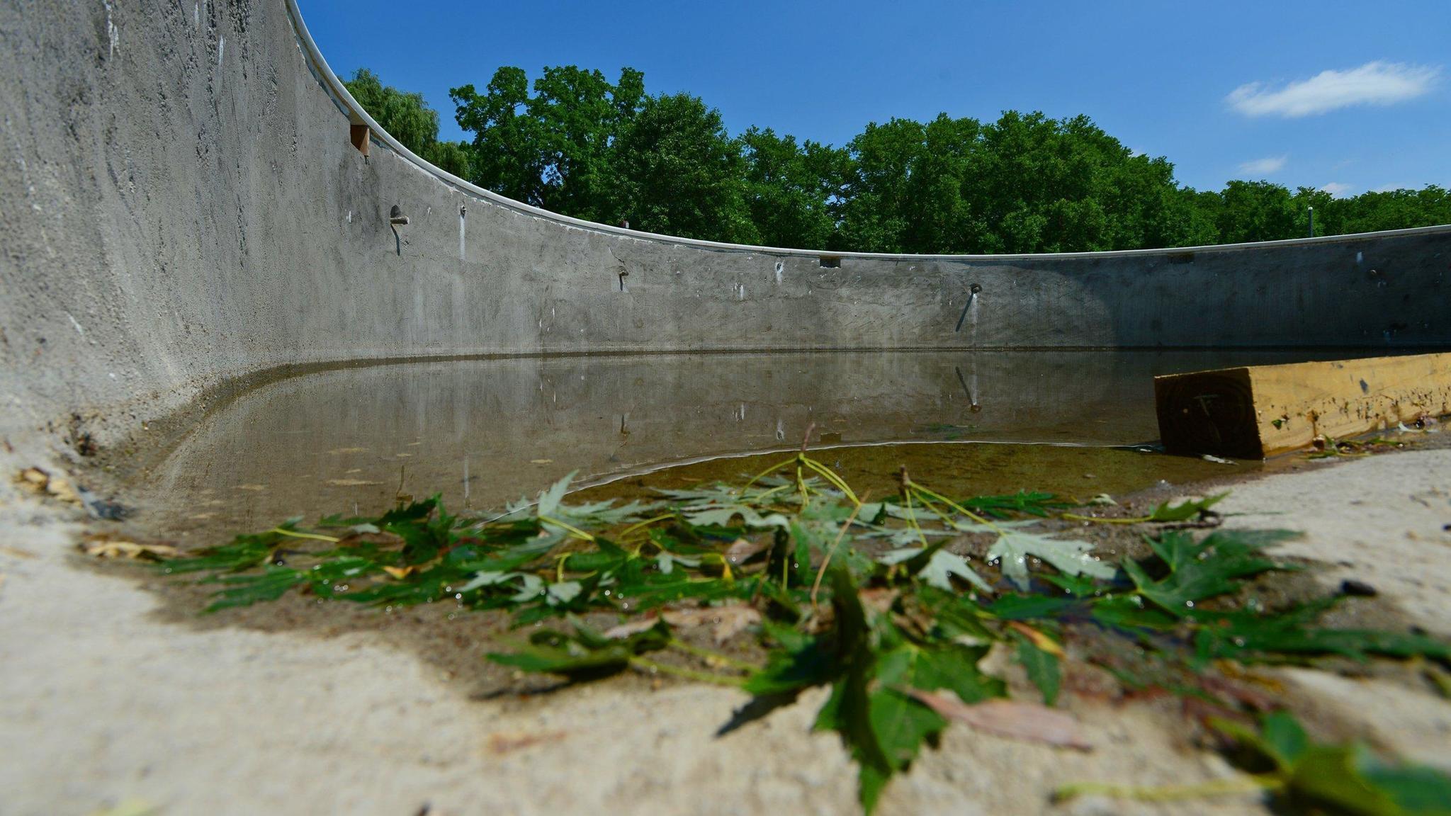 Allentown cedar beach pool woes could ruin another summer - Cedar beach swimming pool allentown pa ...