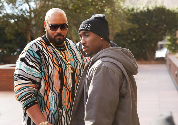 Creators of Tupac biopic 'All Eyez on Me' sued by music journalist for infringement