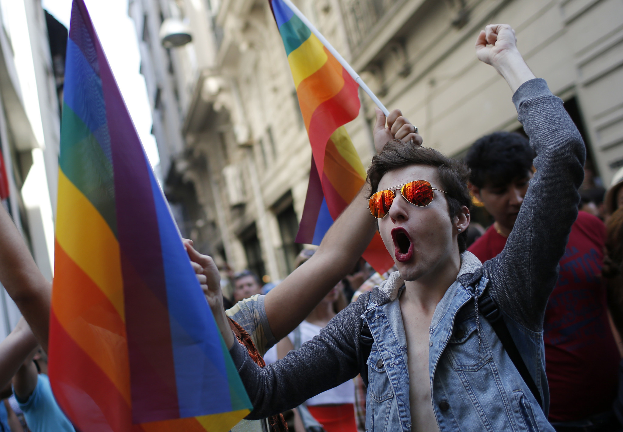 Turkey bans Istanbul Pride march, but organizers vow to rally anyway