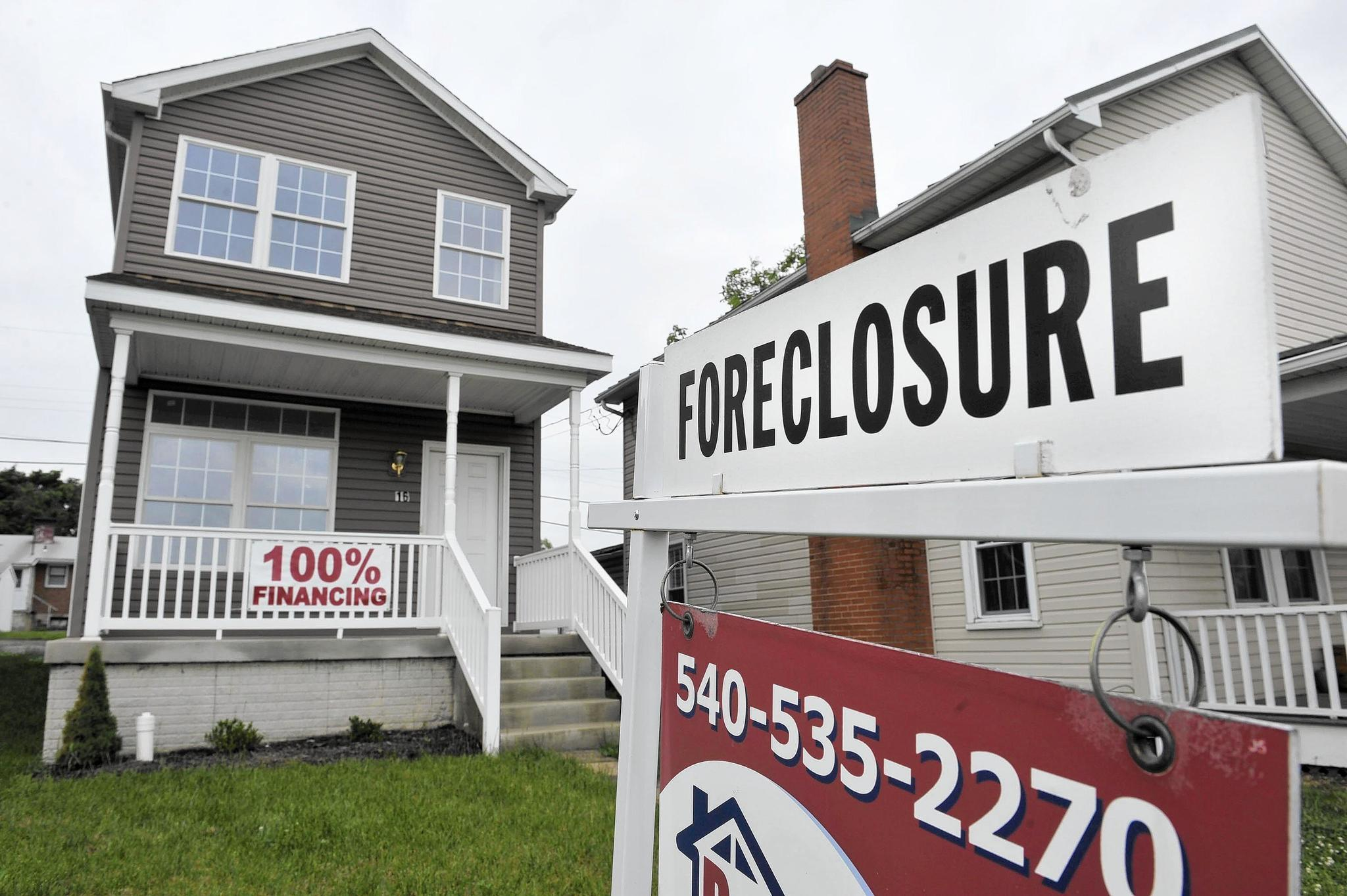 pros and cons of buying a house in foreclosure lehigh valley business cycle