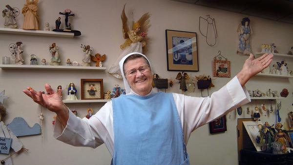 Sister Sam, founder of St. Vincent Meals on Wheels, dead at 82