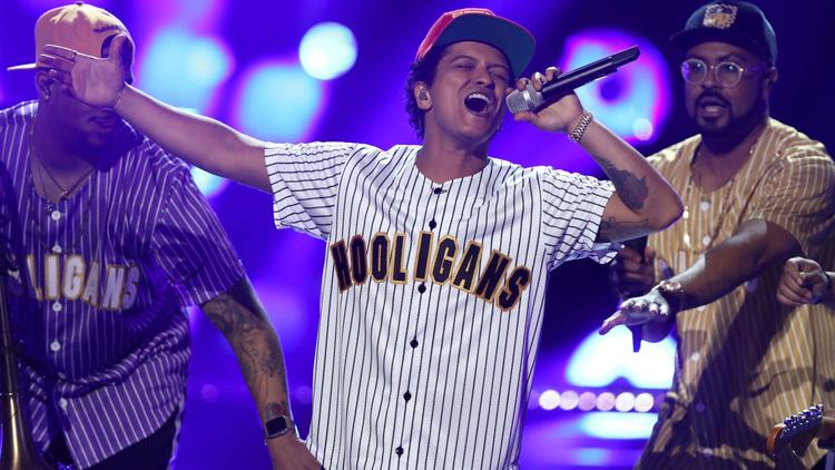 Bruno Mars Is Getting His Very Own Apollo Special