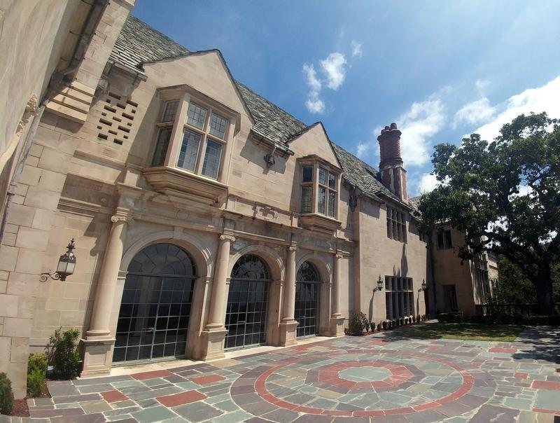 Prowl the mysterious gardens of Greystone, a Beverly Hills mansion and murder scene
