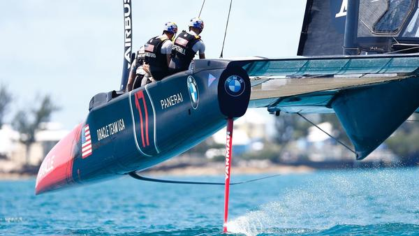 Make a splash over America's Cup with a yacht rental. Or at least a special cocktail