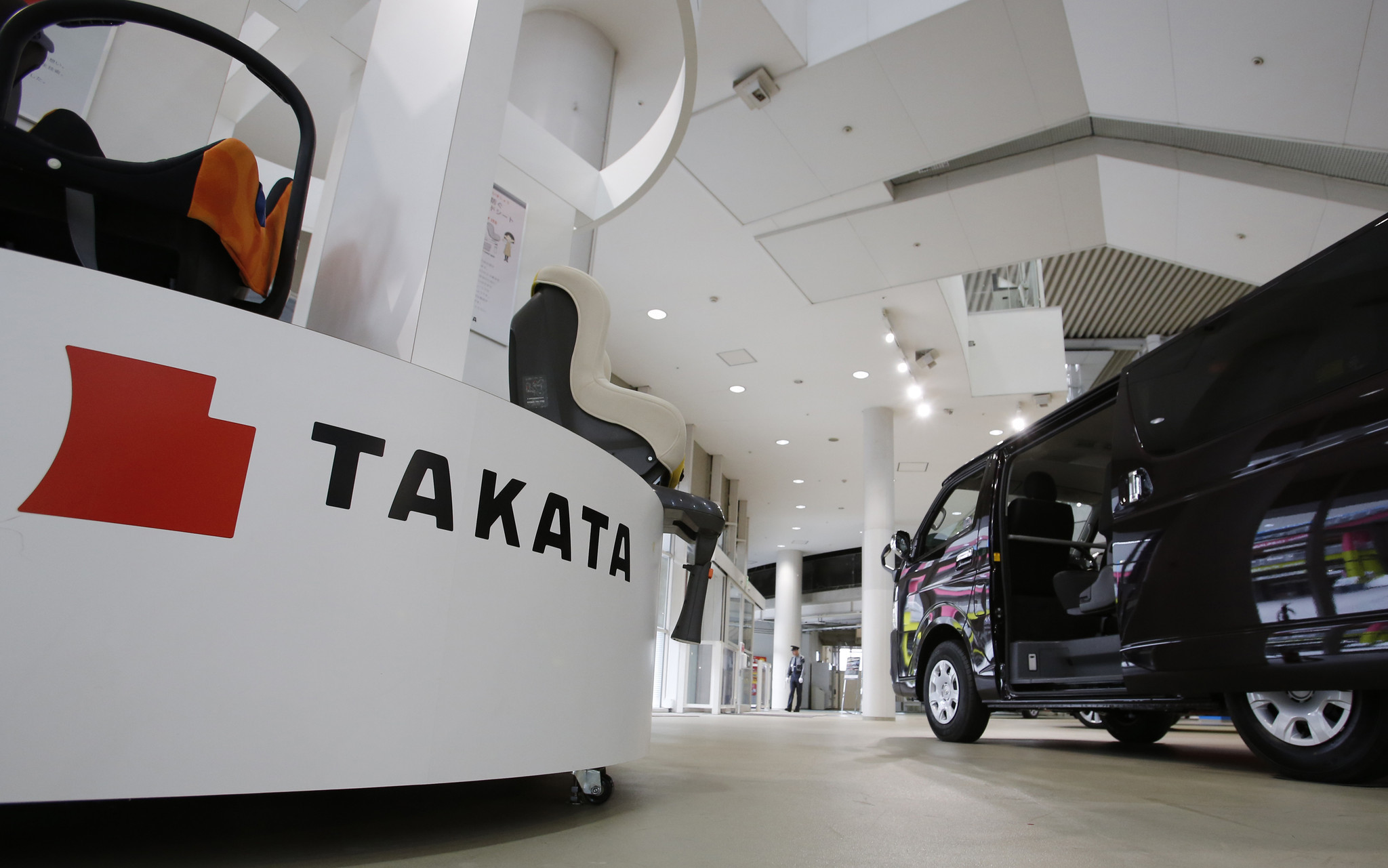 Takata files for bankruptcy following air bag recalls and lawsuits