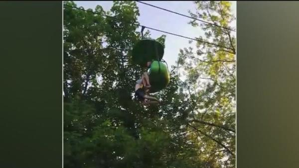 Police: 'Human error' caused teen to fall 25 feet from New York park ride