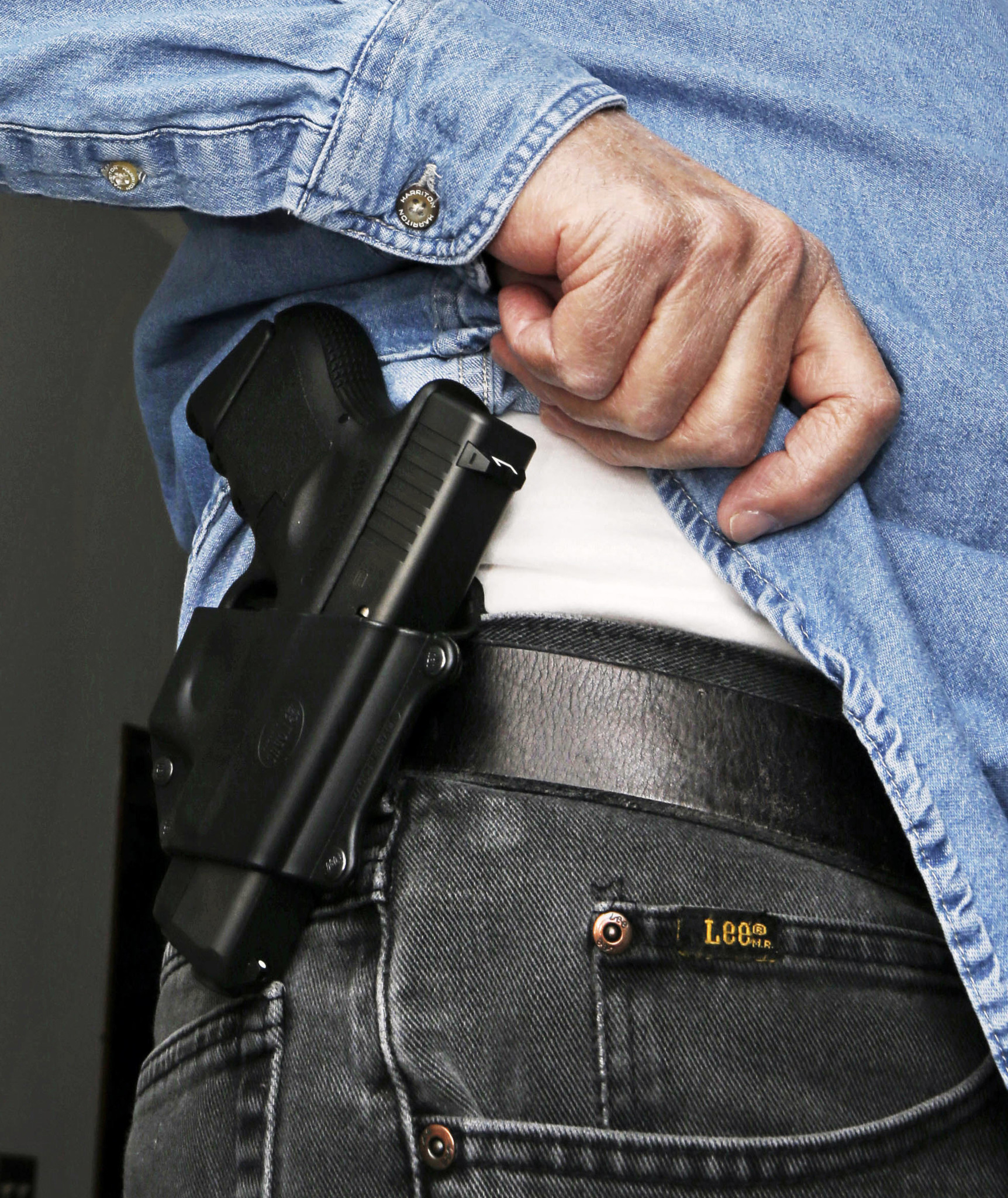 Supreme Court won't hear a California gun case, leaving in place the state's strict limits on concealed weapons