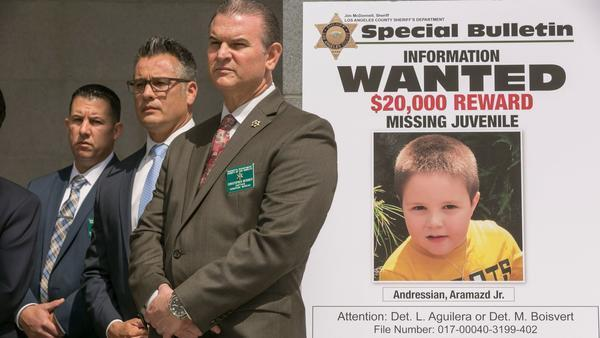 South Pasadena man charged with murdering his 5-year-old son was about to flee, officials say