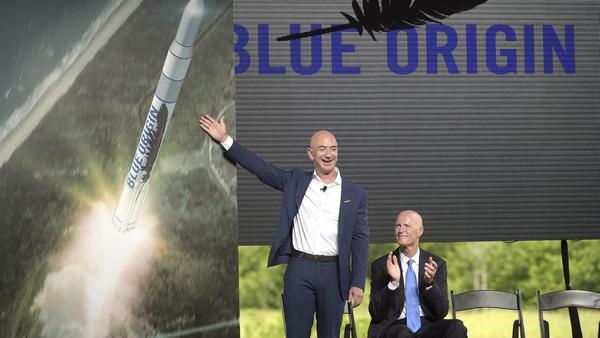 Space Florida 'disappointed' in Blue Origin decision to build BE-4 elsewhere