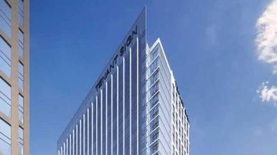 Stiles is preleasing a 25-story office building in downtown Fort Lauderdale.