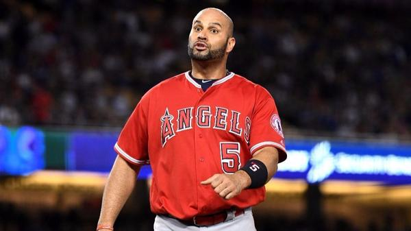 Angels are not buying analytics report on Albert Pujols