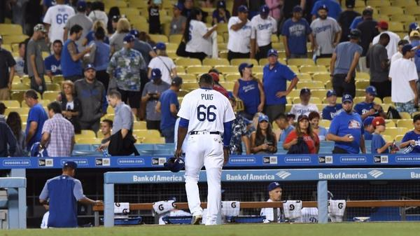 Homer-happy Dodgers can't solve homer-prone Ricky Nolasco