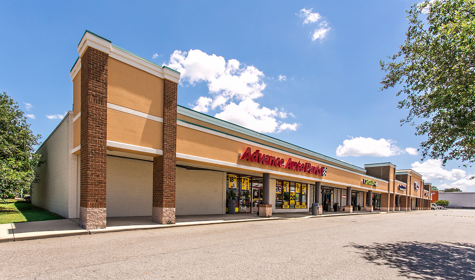 Hilltop Shopping Center Virginia Beach Va
