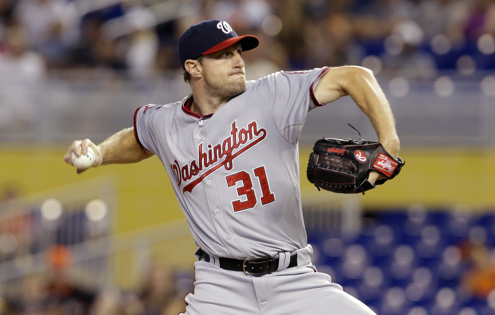 After crazy win Cubs' next obstacle is Max Scherzer