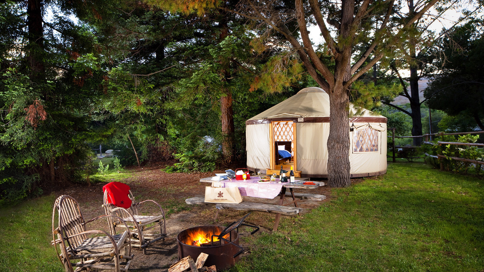 8 great campgrounds in california - los angeles times