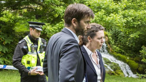 Wednesday's TV highlights: 'Broadchurch' on BBC America