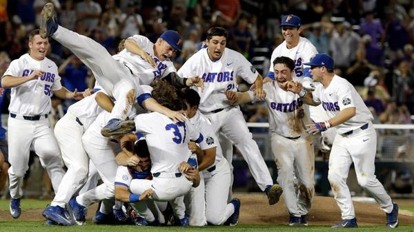 College World Series: Florida beats LSU for first national championship