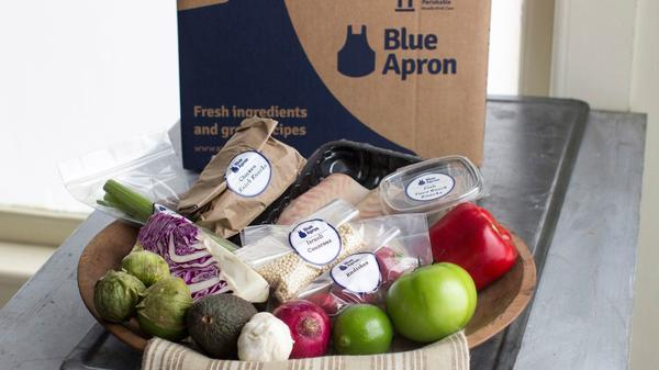 Blue Apron slashes its share price range as IPO nears, hinting at tough market
