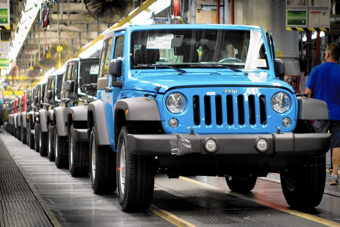 Made in America: Jeep, Ford, Honda models rank as the biggest ...