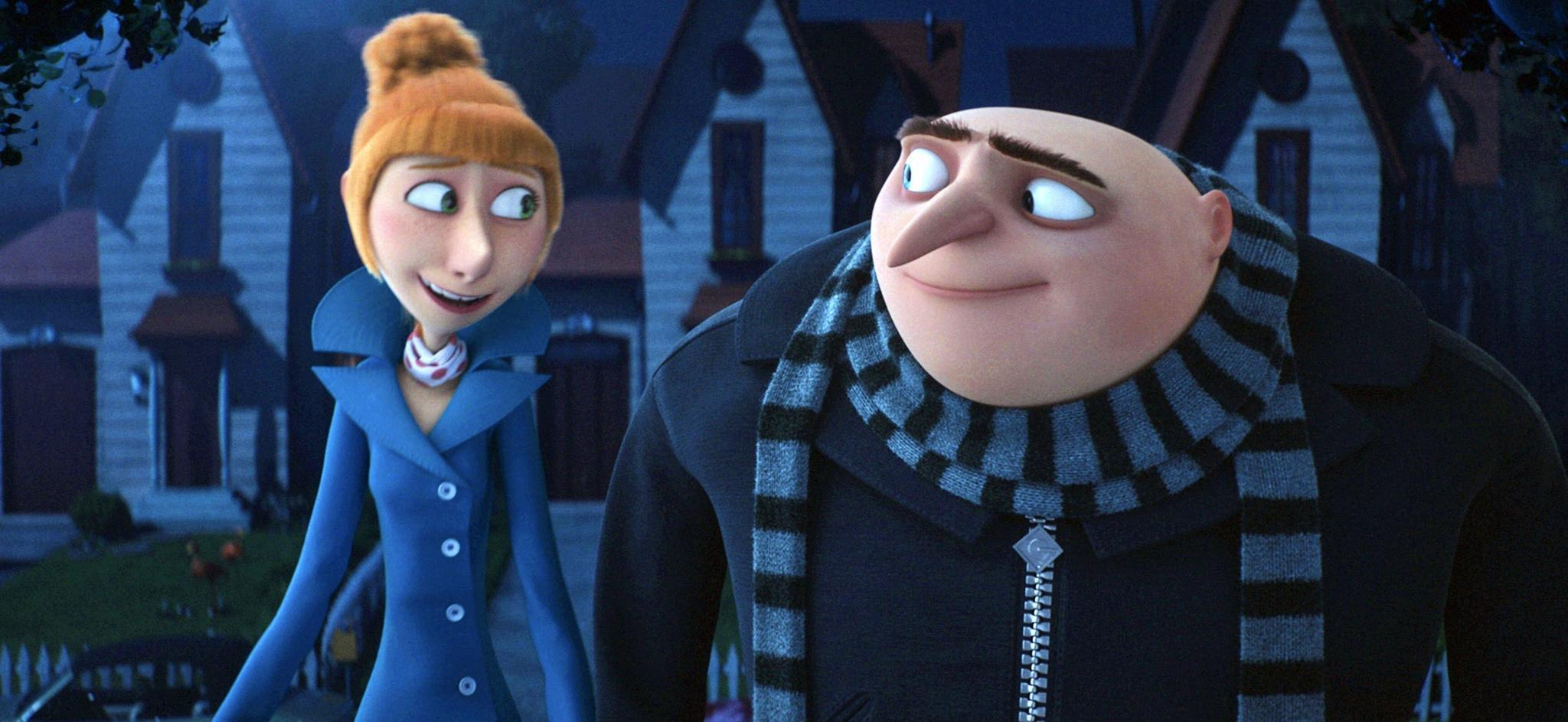 u0027Despicable Me 3u0027 review Minions in prison a questionable marketing choice - Chicago Tribune  sc 1 st  Chicago Tribune & Despicable Me 3u0027 review: Minions in prison a questionable marketing ...