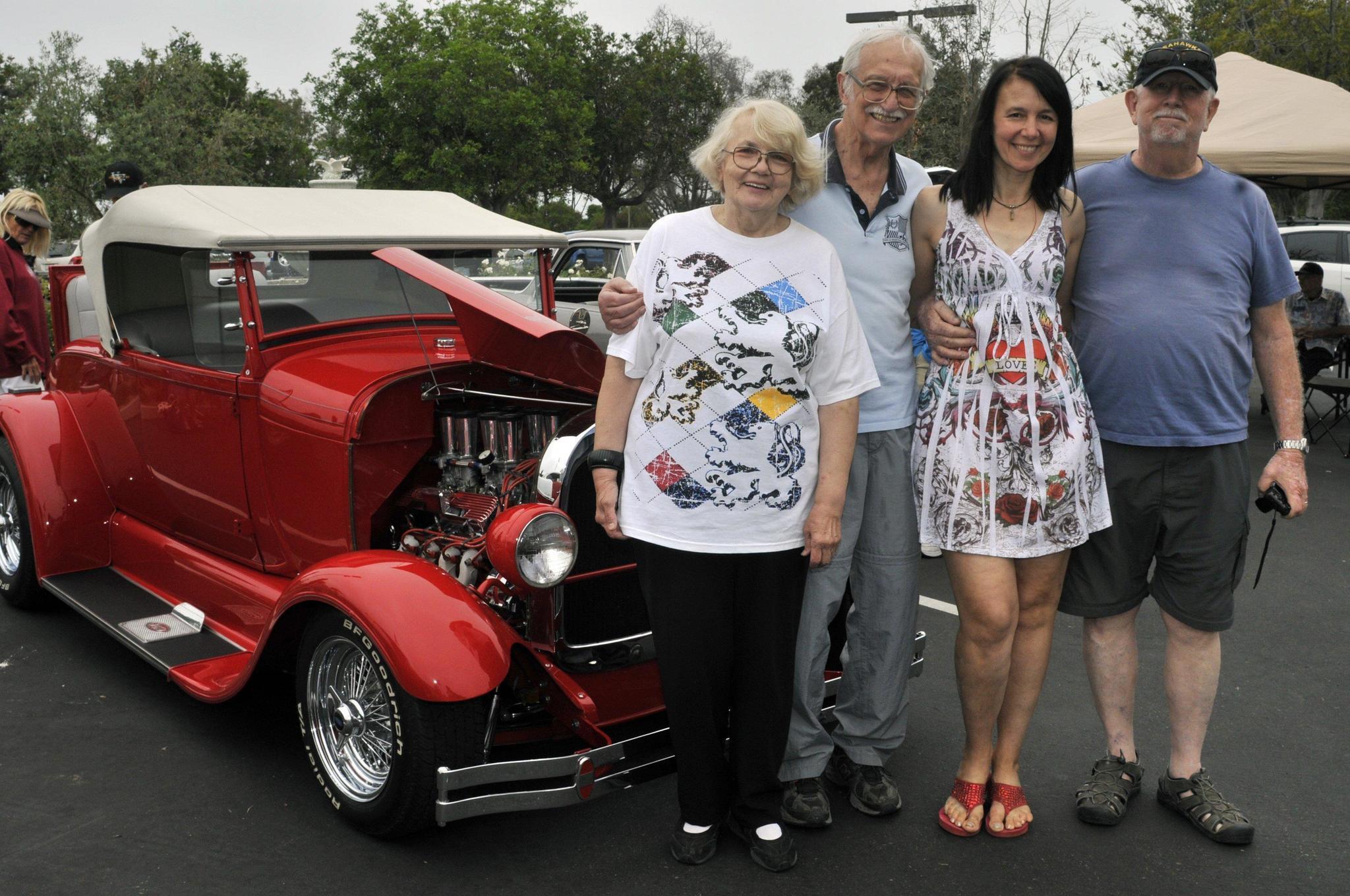 Encinitas Car Show