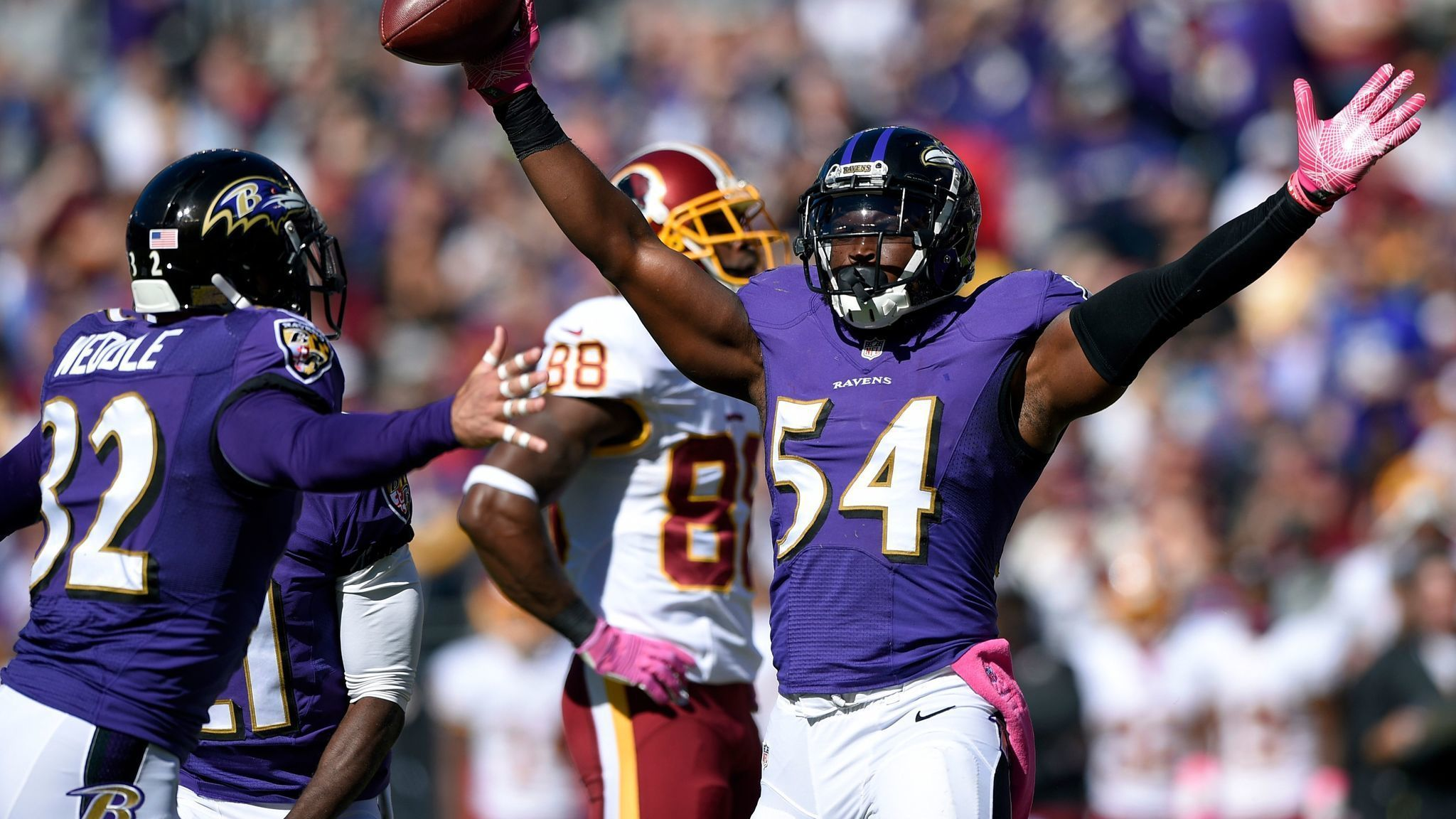 Zach orr retires due to congenital neckspine condition nfl com - Former Ravens Lb Zachary Orr 100 Percent Confident He Will Be Back In Nfl This Season Baltimore Sun