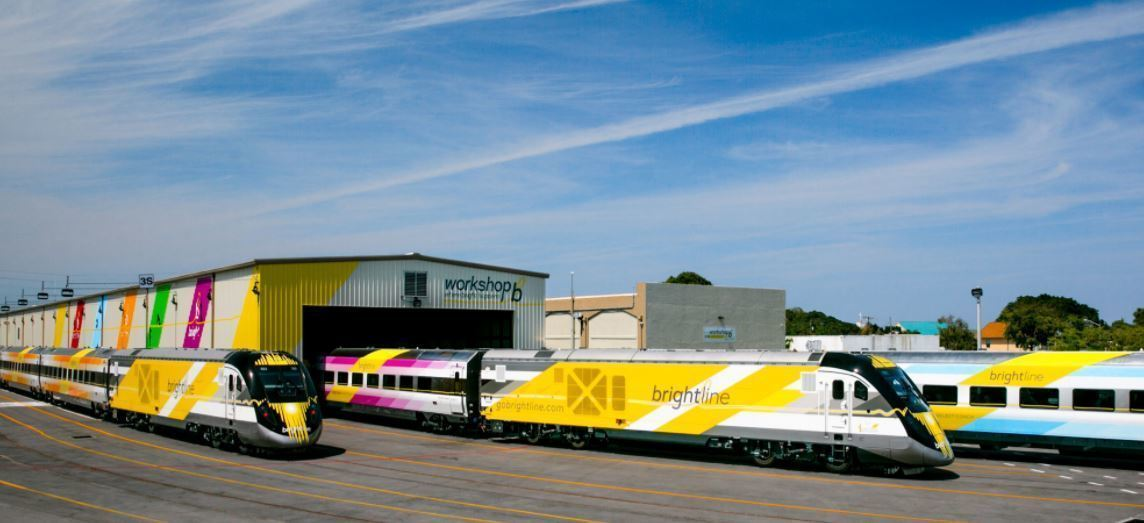 Train Transportation From Orlando To West Palm Beach