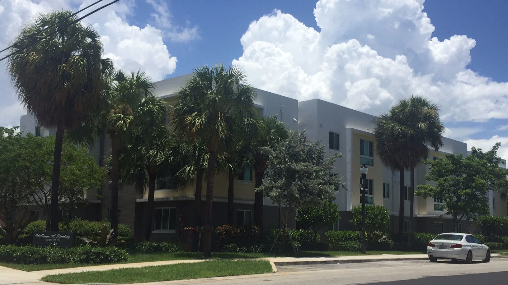 northwest gardens low-income housing complete in fort lauderdale