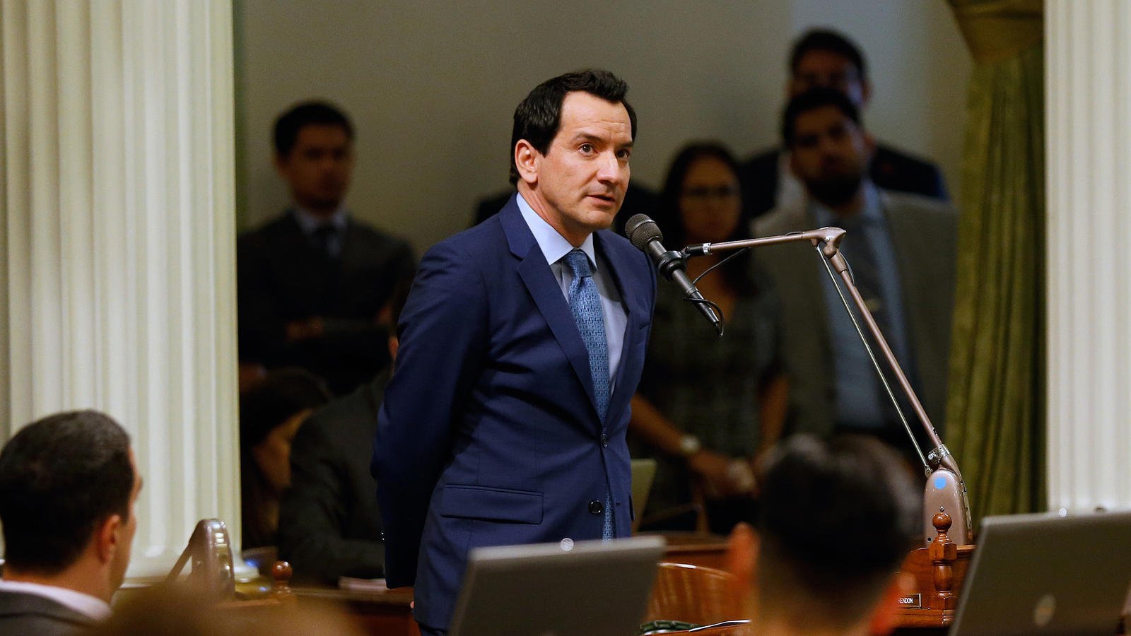 Assembly Speaker Anthony Rendon (D-Paramount) (Gary Coronado/Los Angeles Times)