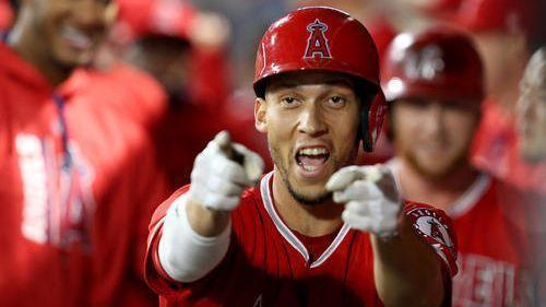 Angels beat Dodgers in an unusual walk-off