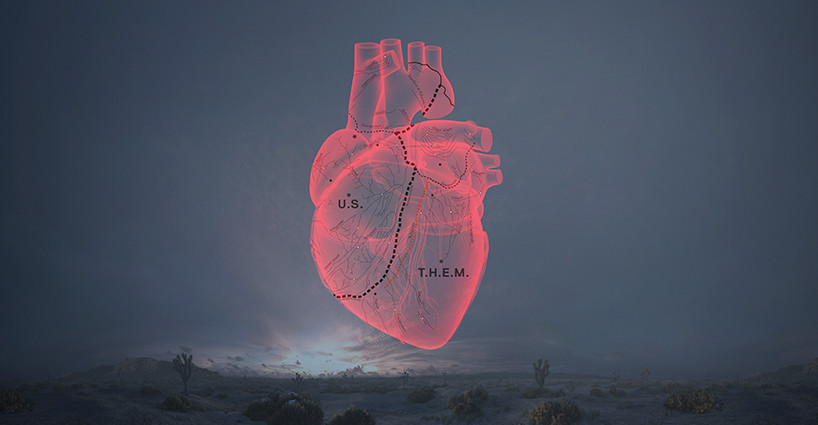 "A visual for the installation ""Carne y Arena"" by Alejandro G. Iñárritu at LACMA."