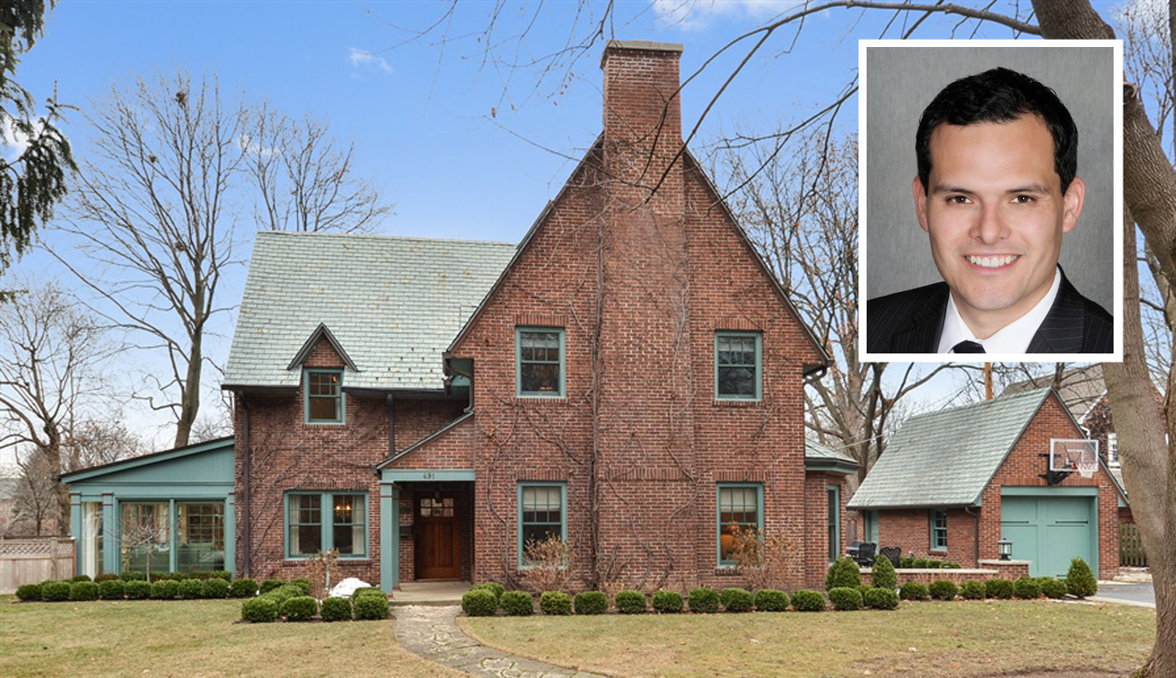 Wgn Tv Anchor Dan Ponce And Wife Buy Glencoe Home For