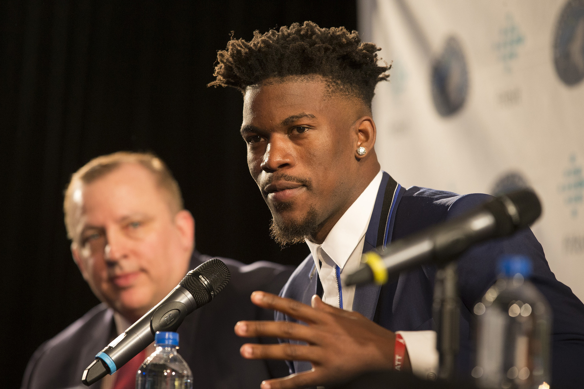 Jimmy Butler on threads, Tom Thibodeau and why Bulls missed playoffs
