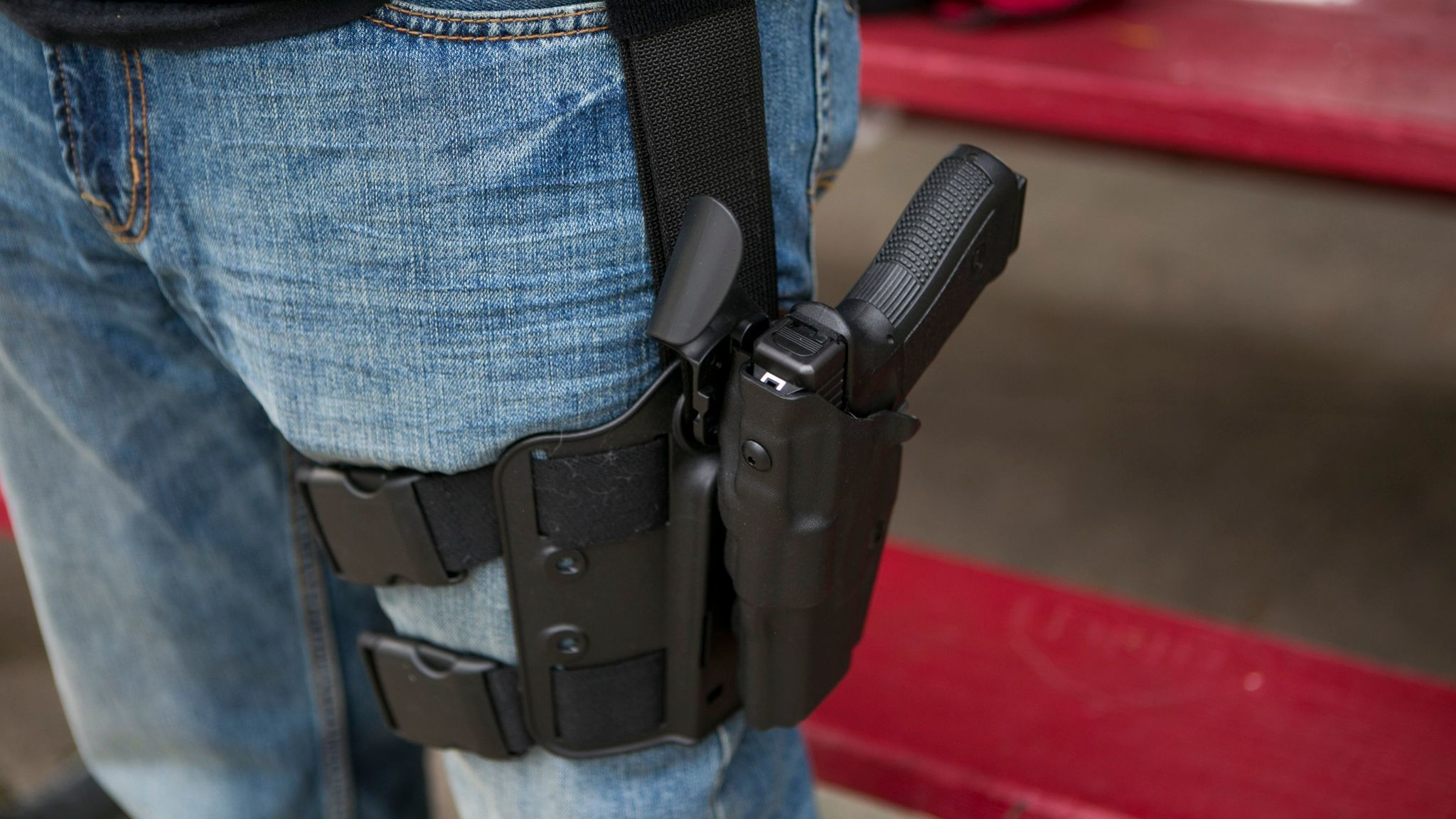 Image result for open carry tax collector