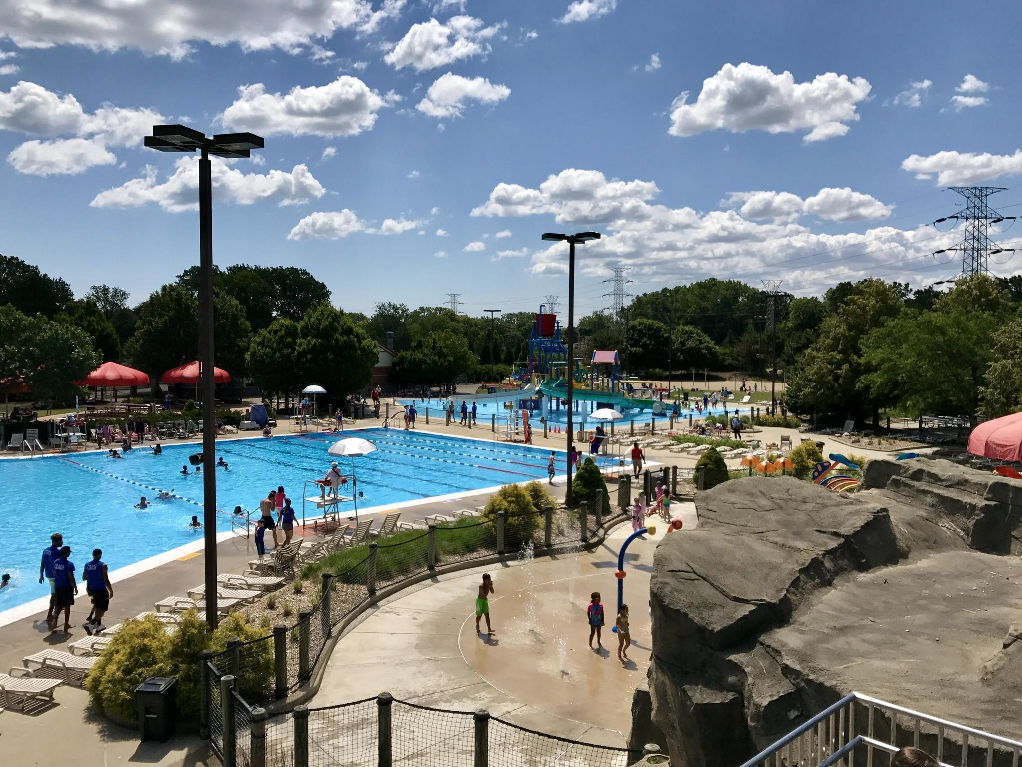 a year after drawing record crowds it 39 s pool season in skokie skokie review