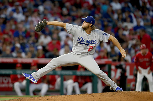 Clayton Kershaw has another win in grasp