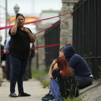 1 dead, 9 injured in shootings on West, South sides