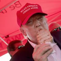 Donald Trump's diet is bad for America's health