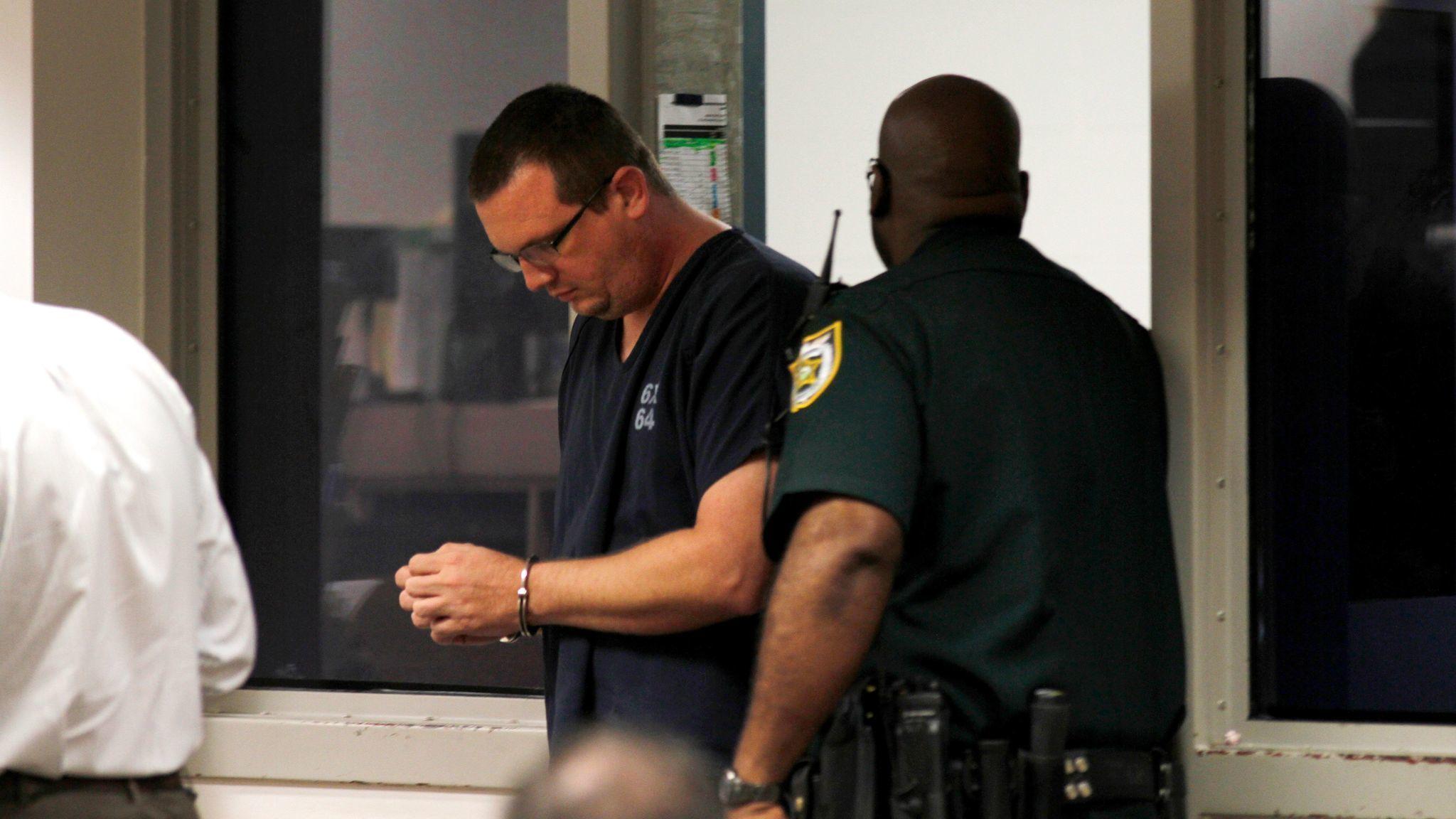 Palm Beach County Arrest Affidavit
