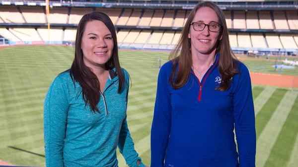MLB looks to women as it aims to further diversify its executive ranks